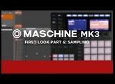 Maschine MK3 First Look Part 6: Sampling