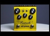 Ambient Guitar Gear Review - Strymon Riverside Multistage Drive (Overdrive, Distortion)