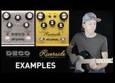 Strymon Riverside & Deco - Audio Examples