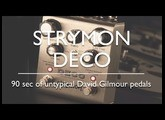 Strymon Deco - 90 seconds of untypical David Gilmour pedals