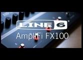 Line 6 AmpliFi FX100 - Mustache Metal