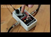 Electro-Harmonix Pitch Fork effects pedal review demo