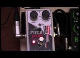 Detuning Your Guitar For Metal With The EHX Electro Harmonix Pitch Fork
