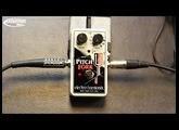 Electro Harmonix Pitchfork Demo - A Rage-Tastic Pedal!
