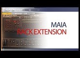 Maia Rack Extension quick review | Reason Rack Extension | ReasonExperts