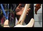 KRAKEN CUSTOM GUITARS ONE PIECE GUITAR video demo [Musikmesse 2011]