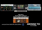"""abc du beatmaking"""" propellerheads présentation et utilisation du CV Player Tap"""""""