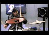 Anandan Sivamani on the 2Box DrumIt Five Messe 2009