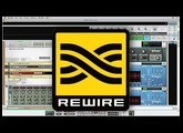 Rewire Propellerheads Reason 9.5 into Logic Pro X Record Multiple MIDI