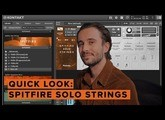 Spitfire Solo Strings: Quick Look