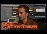 Spitfire Solo Strings: In Action
