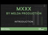 MXXX by Melda Production   Introduction & Review of Features   Part 1