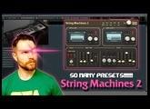 Noodling Around with UVI's String Machines 2