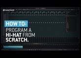 How to program a hi-hat from scratch in Superior Drummer 3