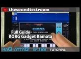 KORG Gadget Kamata │ iPad and iPhone │ Full Guide - haQ attaQ 159