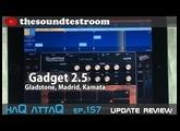 KORG Gadget 2.5 │ Gladstone │ Madrid │ Kamata │ iPad and iPhone -  haQ attaQ 157