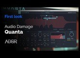 Quanta - Granular Synth by Audio Damage : First look
