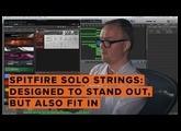 Spitfire Solo Strings: Contextual