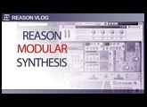 modular synthesis in Reason