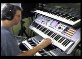 Roland Fantom-S 61 Expansion SRX-02 Piano
