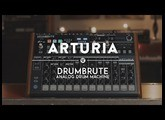 Arturia DrumBrute Analog Drum Machine & Sequencer | Reverb Demo Video
