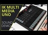 IK Multimedia UNO Synth Sound Demo (no talking)