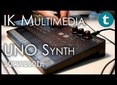 Superbooth 2018 | IK Multimedia | Uno Synth