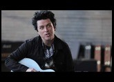 Billie Joe Armstrong on his new Signature Model Les Paul Junior