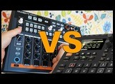 Digitakt VS DrumBrute Impact - Workflow Comparison
