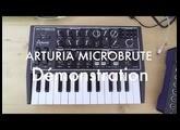 ARTURIA MICROBRUTE Démonstration