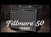 MESA/Boogie Fillmore™ 50 Demo
