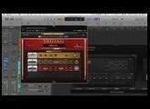 TRILIAN Slap Bass Test01