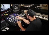"""MPC Sessions Part 1: Chops Edition -  The Ologist """"Passing Time"""""""
