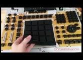 Akai MPC 4000 Pads / Pad Sensors / Buttons Install Repair - MPCstuff.com