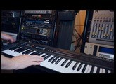 Roland Juno 2 vs Eventide H3000 - a match made in heaven