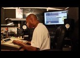 MPC 3000  Triton Antlive Making A Beat 6/9/14