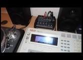 Quick Akai MPC 3000 beat