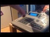 1st Beat on MPC 3000