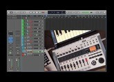 Logic Pro X - multitrack looper