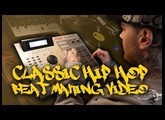 Golden Era 90s Hip Hop Soul Sample Classic MPC Beat Making Video Boom Bap