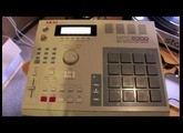 MPC 2000 Tutorial Series Pt.8(MIDI SYNC + Tracking Out)