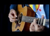 "Matteo Gobbato ""Braveheart (arranged for acoustic guitar)"" - GS Mini"