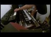 Logan String Melody + Juno 6 + CS-10