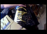 Korg MS20 mini - sequence without sequencer.