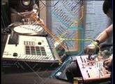 Theme from Copenhagen (AKAI MPC60, CHEETAH MS6, ELECTRIBE SX, S1000, FB383 beat)