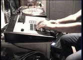 Jazz/avantgarde improvisation on MPC 60 and synths