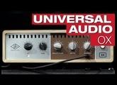 Universal Audio OX Speaker-Simulation – Interview mit Benny Breunig