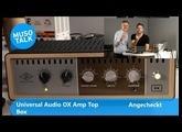 Universal Audio OX Amp Top Box - Angecheckt!