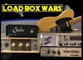 Load Box Wars (vintage tones) - UA, Suhr, Two Notes, Fryette