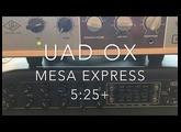 Universal Audio OX + Mesa Boogie + PRS, no talking